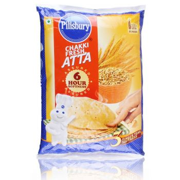 [Amazon Pantry] Pillsbury Chakki Fresh Atta, 10kg- Amazon