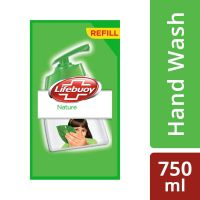 [Pantry] Lifebuoy Nature Germ Protection Hand Wash - 750 ml- Amazon