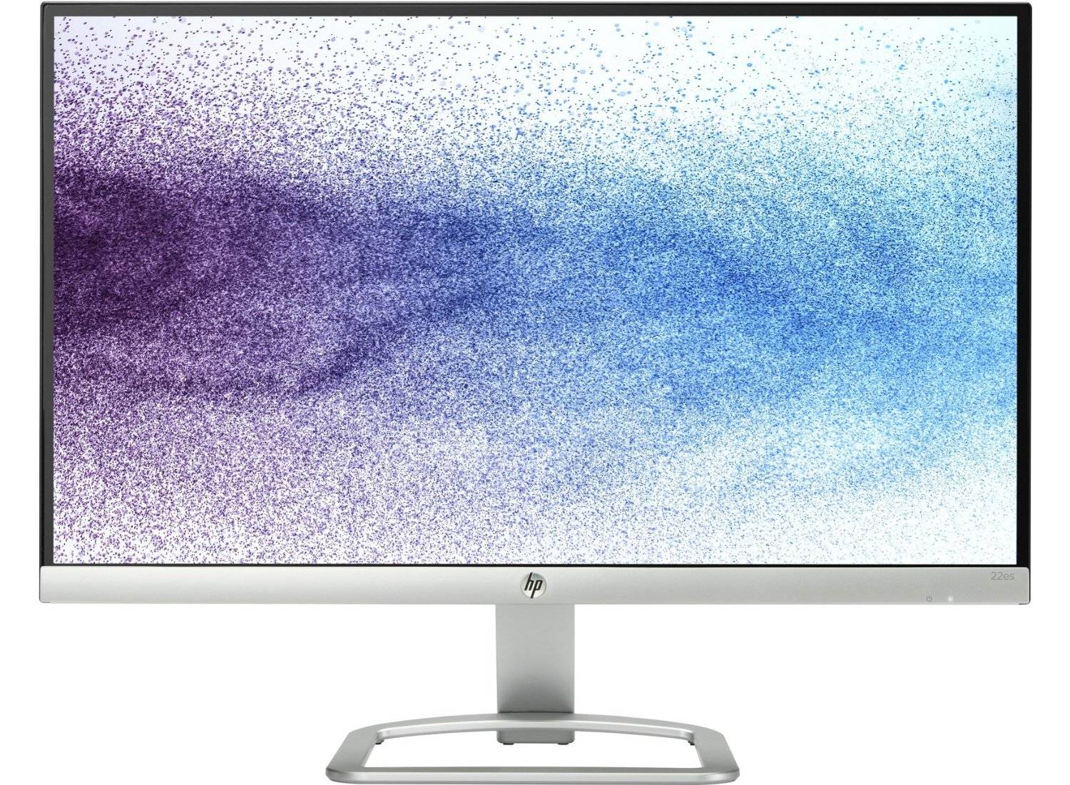HP 22es Display 54.6 cm, 21.5 Inch THINNEST IPS LED Backlit Monitor with 1 year warranty