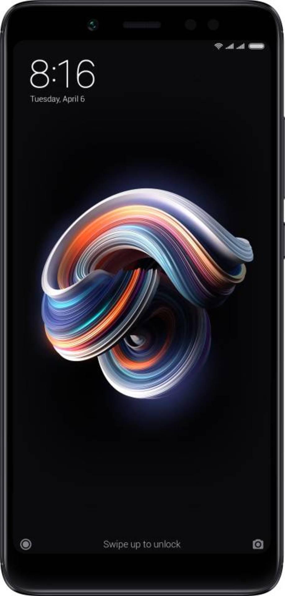 Paytmmall : Xiaomi Redmi Note 5 Pro 64 GB (Black) 4 GB RAM, Dual SIM 4G