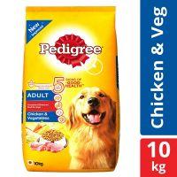 [Mumbai Pantry] Pedigree Dry Dog Food, Chicken & Vegetables- Amazon