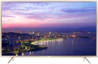 TCL 138.7 cm (55 inches) L55P2MUS Certified Android M 4K UHD LED Smart TV (Gold)- Amazon