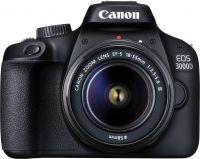 Canon EOS 3000D DSLR Camera Single Kit with 18-55 Lens (Moto Pulse Escape Bluetooth Headset, 16GB Memory Card, Carry Case)(Black)- Flipkart