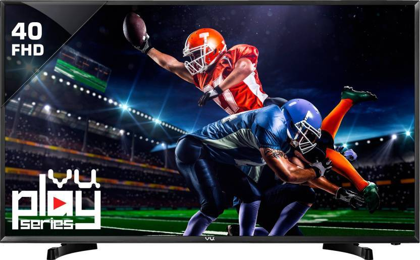 Vu 102cm (40) Full HD LED TV  (40D6575, 2 x HDMI, 1 x USB)
