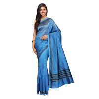 Upto 90% Off on  Cotton Silk Sarees Starts from Rs. 162- Amazon