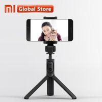 Xiaomi Foldable Tripod Selfie Stick Bluetooth Selfiestick With Wireless Shutter Selfie Stick For iPhone Android Xiaomi- Aliexpress