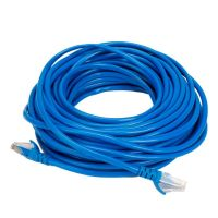 Terabyte CAT5E RJ45 Ethernet LAN Cable, 15 Feet (Blue)- Amazon