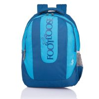 Skybags Vein Plus 24 Ltrs Blue Laptop Backpack (LPBPVNPEBLU)- Amazon