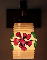 Afast New Designer Sconce Decorative & Colourful Wall Light (Set of One)-K39- Amazon