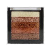 Makeup Revolution London Vivid Shimmer Brick, Rose Gold, 7g- Amazon