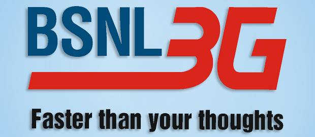 BSNL Revises 3G Packs; 1GB at Rs.36 ONLY