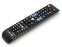 UNIVERSAL REMOTE CONTROL FOR SAMSUNG 3D SMART LCD LED TV - REPLACEMENT- Amazon