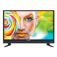 Auxus iRis 32 inches Smart HD Woofer LED TV - AX32LSP01-SM (Black)- Amazon
