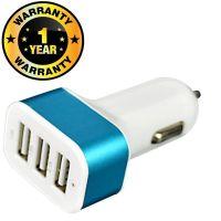 Cospex Triple Universal USB Car Charge...