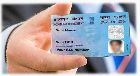 New Pancard to be issued in 5 Mins using Aadhaar e-KYC
