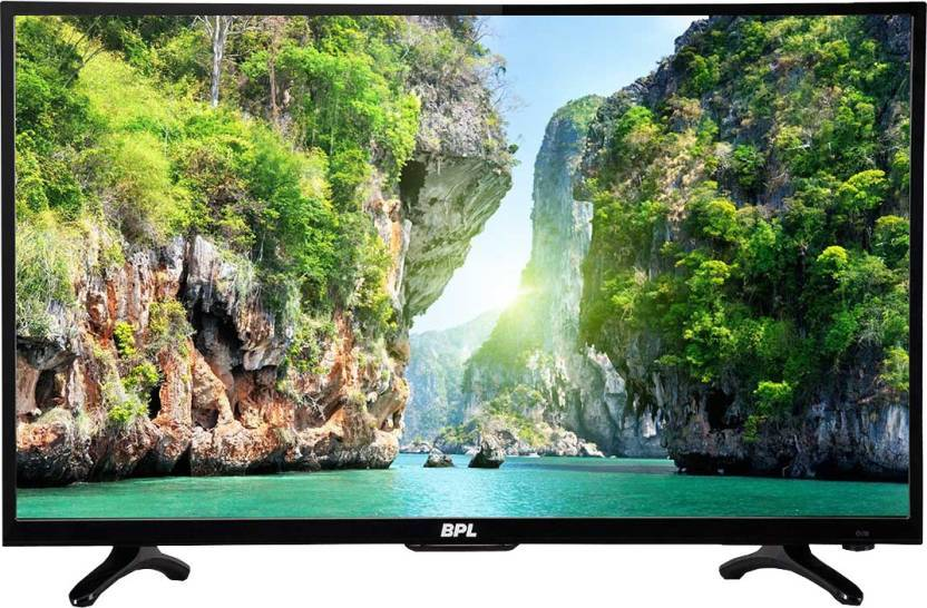 BPL Vivid 80cm (32) HD Ready LED TV  (BPL080D51H, 2 x HDMI, 2 x USB)
