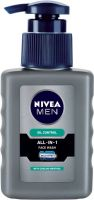 Nivea Men All-In-1 Pump Face Wash  (15...
