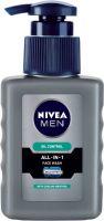 Nivea Men All-In-1 Pump Face Wash(150 ml)- Flipkart