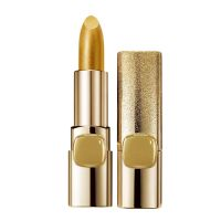 L'Oreal Paris Color Riche Metallic Addiction Lipstick, Pure Gold 629, 3.7g- Amazon