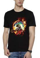 Trinity Jeans Company Shiva Angry Trendy T-Shirt- Amazon