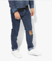Minimum 80% Off On Jeans (Pepe Jeans, Indian Terrain, American Crew, Breakbou...