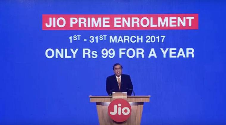 Reliance Revealed New Data Plans for Jio Prime Membership: Available from today