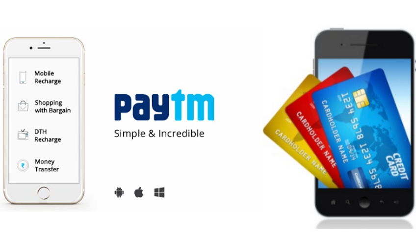 Paytm Suspended 2% Charge on Credit Cards for Adding Money to Wallet