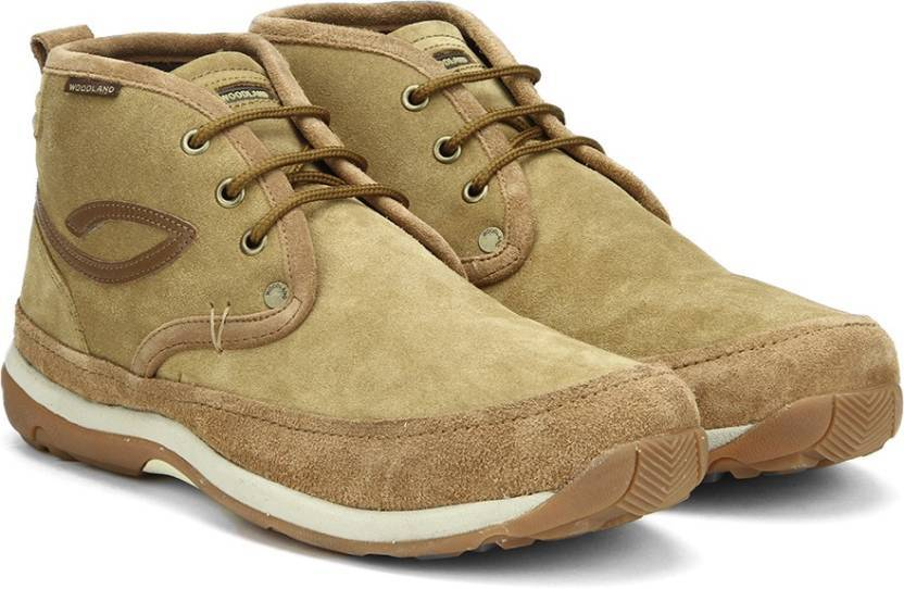 Get minimum 30% OFF on Woodland Men's Footwear Collections.