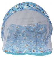 Amardeep and Co Toddler Mattress with Mosquito Net (Blue) - MT-01nb- Amazon