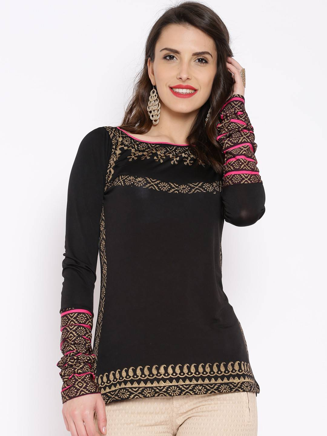 Get upto 70% OFF on Ethnic Wear Collections for Women (Kurtis, Printed suits and Many More)