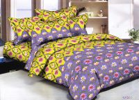 [LD] Cozyland 180 TC Polyester Double Bedsheet with 2 Pillow Covers- Amazon
