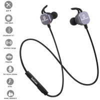 [LD] GeekCases BeXitar BT707 Magnetic Wireless Bluetooth In-Ear Headphones with Mic(Black)- Amazon