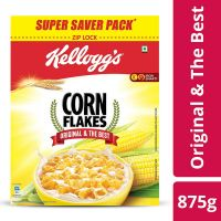 [Pantry] Kellogg's Corn Flakes, 875g- Amazon