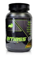 NHC Amass Premium Mass Gainer - 2.2Lbs (Caramel Chocolate)- Amazon