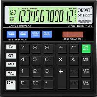 [LD] Orpat OT-512GT Calculator (Black)- Amazon