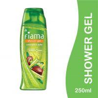Fiama Lemongrass and Jojoba Gentle Exfoliation Shower Gel, 250 ml- Amazon