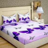 Double bedsheets + 2 pillow covers starts @ 208 + more offers