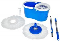 [LD] Amazon Brand Solimo Spin Mop Set with Extra Mop Refill- Amazon
