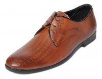 (Size 6) Bacca Bucci Men's Derby Shoes- Amazon