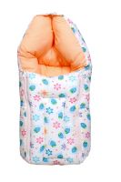 Baby Fly 3 in 1 Baby Cotton Bed Cum Sleeping Bag,60x45x15 cm, 0-8 Months (Multicolour)- Amazon