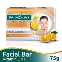[Pantry] Palmolive Skin Therapy Soap Bar with Vitamin C & E – 75 gm- Amazon