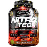 MuscleTech Nitrotech Performance Series - 4 lbs (Milk Chocolate)- Amazon