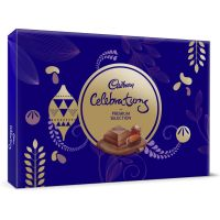 Cadbury Celebrations Premium Assorted Chocolate Gift Pack, 286.3g- Amazon