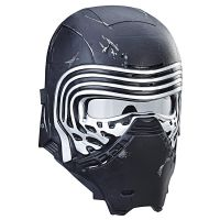 Star Wars The Last Jedi Kylo Ren Electronic Voice Changer Mask,Black- Amazon