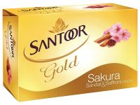 [Pantry] Santoor Gold Soap, 75g- Amazon