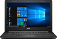 Dell Inspiron 14 3000 Series Core i3 7th Gen - (4 GB/1 TB HDD/Windows 10 Home) 3467 Laptop  (14 inch, Black, 1.96 kg)- Flipkart