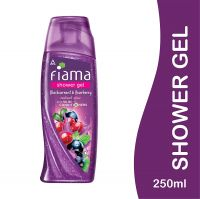 [Pantry] Fiama Black Currant Bearberry Radiant Glow Shower Gel, 250ml- Amazon