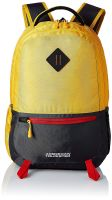 American Tourister Zap 2016 Polyester 24 Ltrs Yellow Laptop Bag (AMT ZAP 2016 BACKPACK 04-YELLO)- Amazon