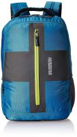 American Tourister Polyester 32 Ltrs Teal Laptop Backpack (AMT Juke Laptop BKPK 01 - Teal)- Amazon
