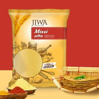 JIWA healthy by nature Missi Atta (900g x 5 Pack)- Amazon